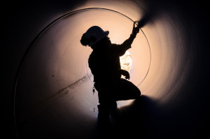 shutterstock_man in pipe